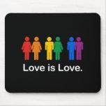 LOVE IS LOVE BLACK
