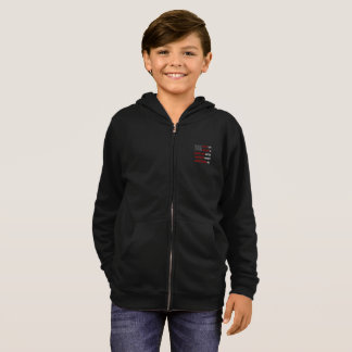 Love is Love Boy's Zip Hoodie