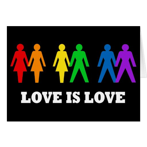 Love is Love Cards