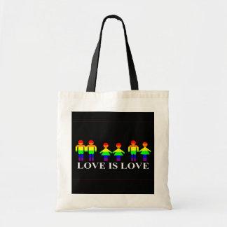 Love is Love Carrier Bag