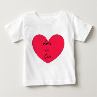 love is love clothing baby T-Shirt