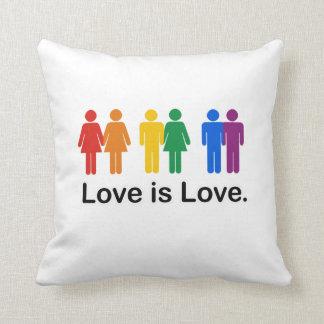 Love is Love. Cushion