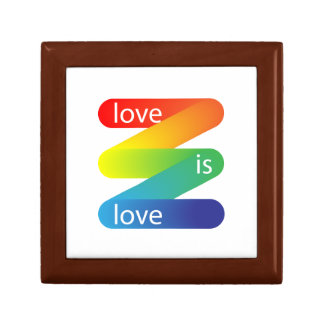Love is love gift box