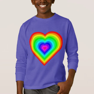 Love is Love in Neon T-Shirt