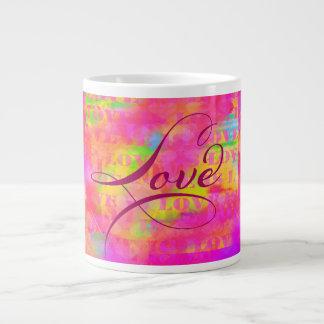 Love Is Love Large Coffee Mug