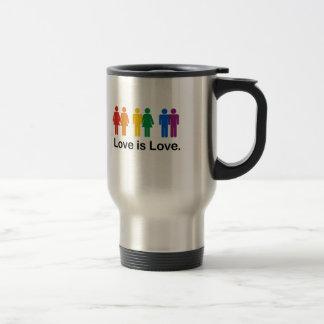 Love is Love Coffee Mug