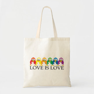 Love Is Love: Penguins