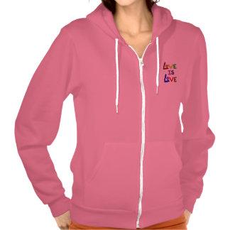 LOVE IS LOVE (Plain & Simple!) ~ Sweatshirt