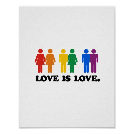 Love is Love - Posters