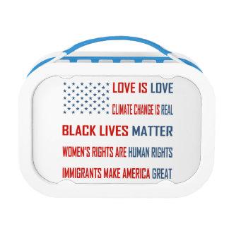 Love is Love Yubo Lunchbox