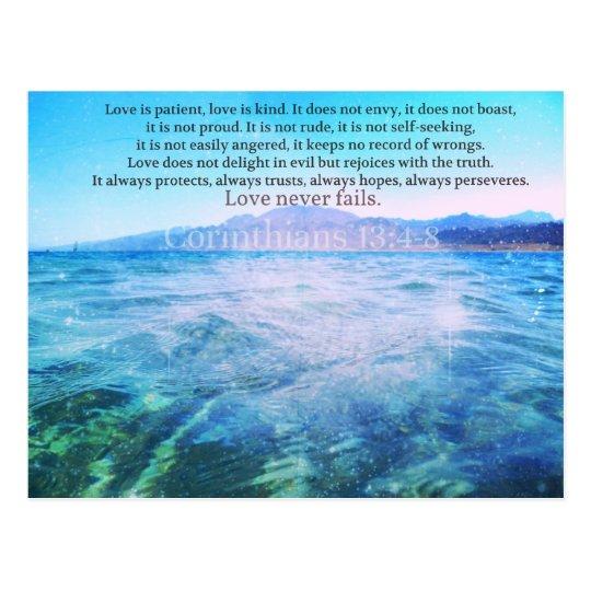 Love Is Patient, Love Is Kind' Bible Verse