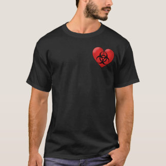 Love is Poison (bio/red) T-Shirt
