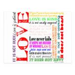 Love is... postcards