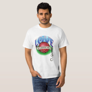 Love is s Bocce Field T-Shirt