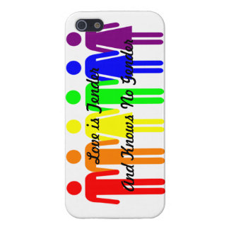Love is Tender  Phone Cover iPhone 5 Covers