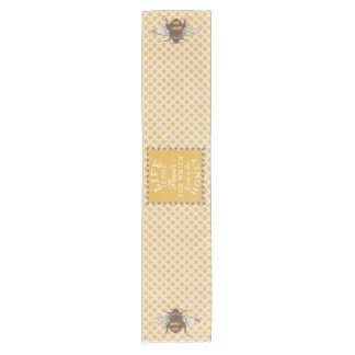 Love Is The Honey Table Runner