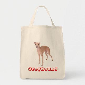 Love Italian Greyhound Puppy Dog Tote Bag