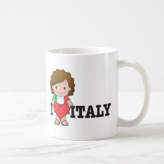 Love Italy Coffee Mug
