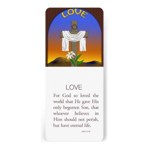 Love, John 3:16 Invite