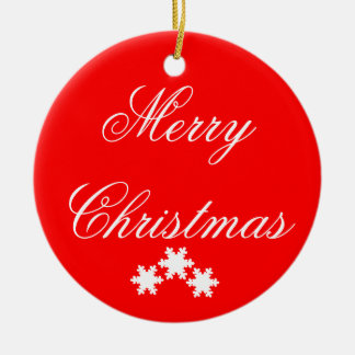 Love Joy and Peace ornament. Christmas Ornament