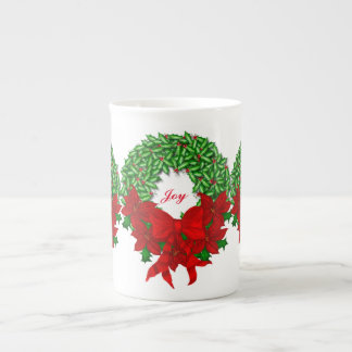 Love Joy Peace Holiday Mug