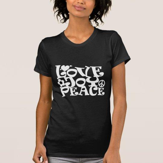 Love Joy Peace Shirt