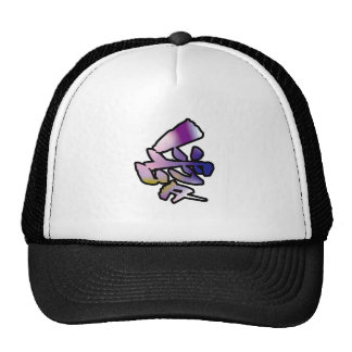 love kanji hats