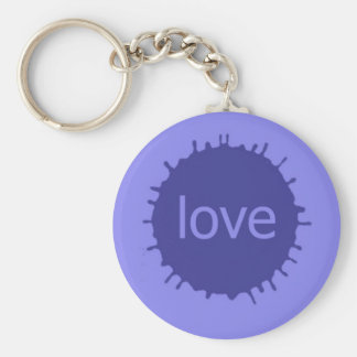 loVe Key Ring