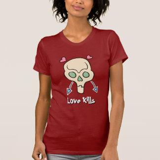 Love Kills Shirts
