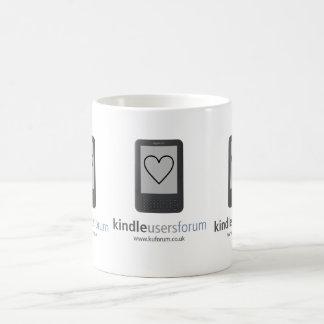 Love Kindle Keyboard Mug