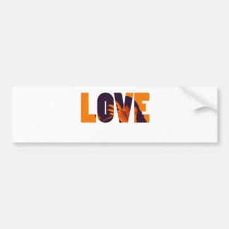 Love Kiss Bumper Sticker