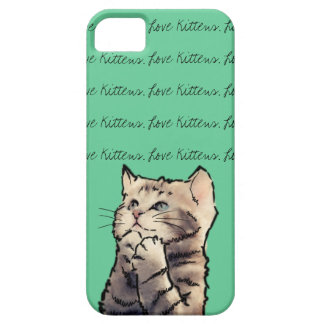 love kittens iPhone 5 cover