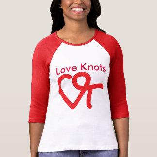 Love Knots T Shirts