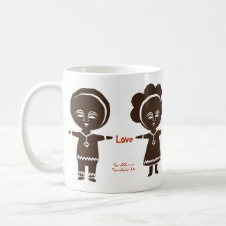Love Knows no Borders Coffee Mug
