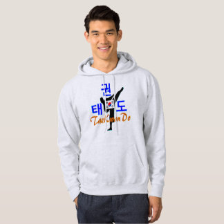 ❤☯✔Love Korean Martial Art-TaeKwonDo Hoodie