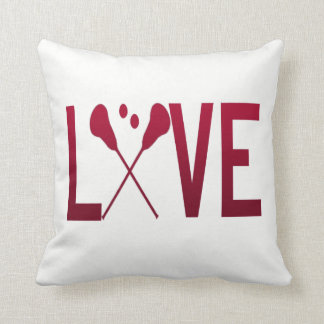 Love Lacrosse Cushion