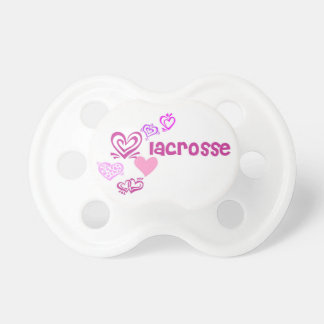 Love Lacrosse Dummy