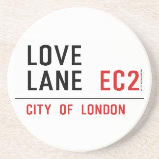 Love Lane Coaster
