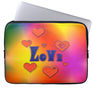 Love Laptop Computer Sleeve