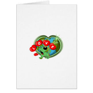 Love Leaf - Earth Day Cards
