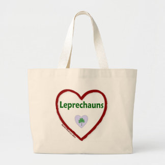 Love Leprechauns Bag