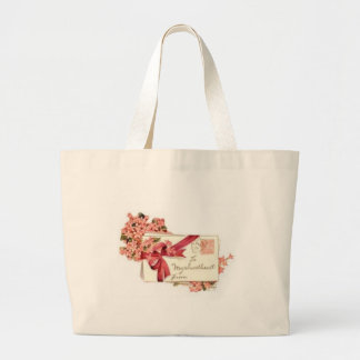 love letter tote bags