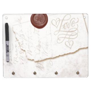 Love Letter Dry-Erase Boards