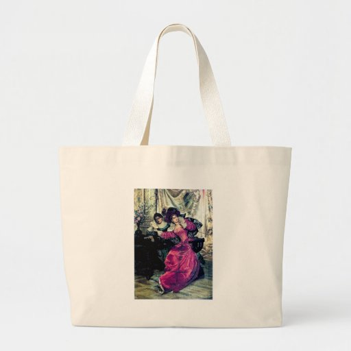 Love letter painting bag
