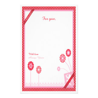 Love Letter Personalized Stationery