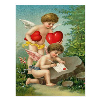 Love Letter Postcard