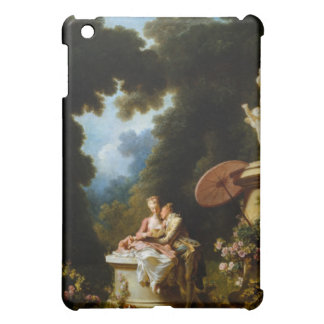 Love Letters by Jean Honore Fragonard iPad Mini Case