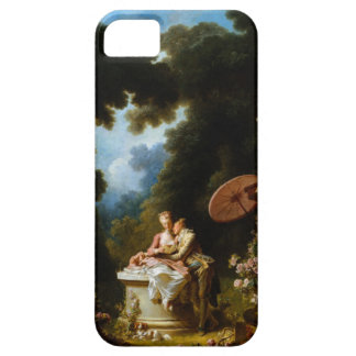 <Love Letters> by Jean Honore Fragonard iPhone 5 Cases