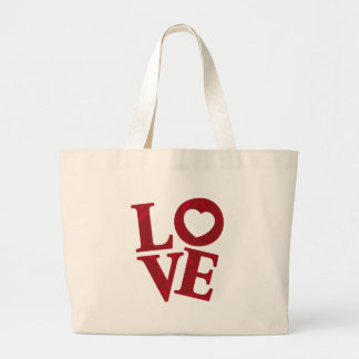 LOVE Letters jumbo bag