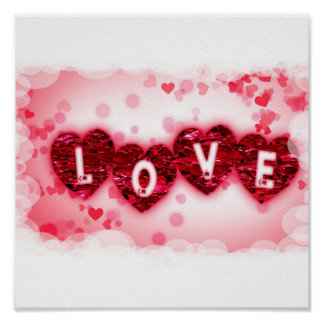 Love Letters Poster Print